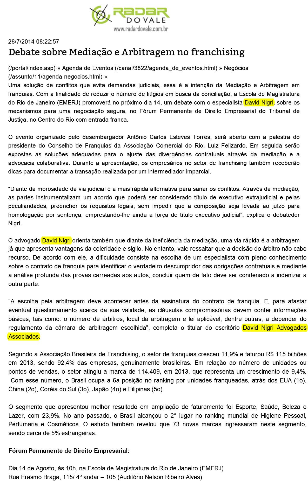 Debate-sobre-Mediacao-e-Arbitragem-no-franchising-RADAR-DO-VALE